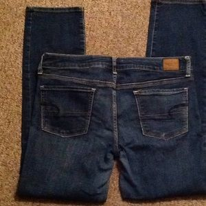 American Eagle Outfitters Jeans - American Eagle Skinny Jeans Size 12 Short